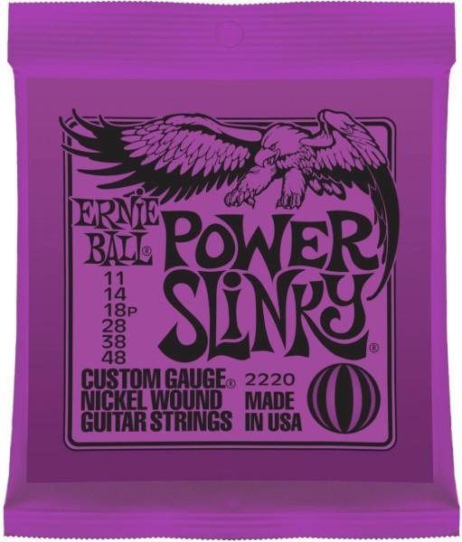 Ernie Ball Power Slinky 011-048 EB 2220
