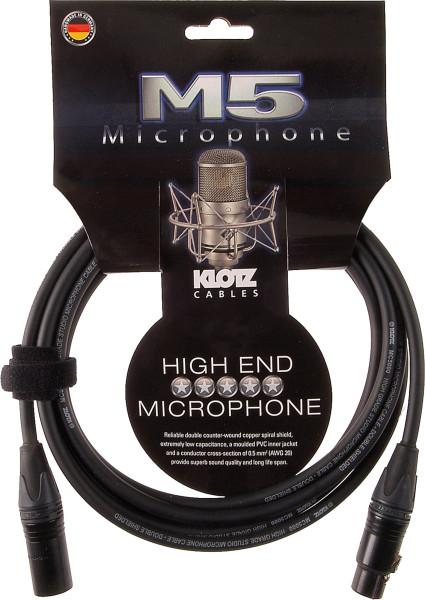 Klotz M5FM06 Mikrokabel 6m