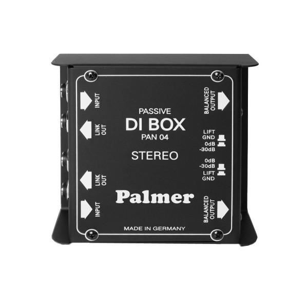 Palmer PAN 04 Passiv DI Box Stereo