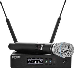 Shure QLXD Beta87A S50