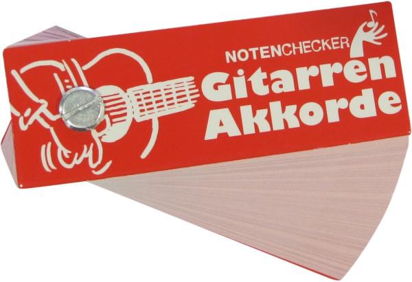 Bosworth Notenchecker Gitarren Akkorde