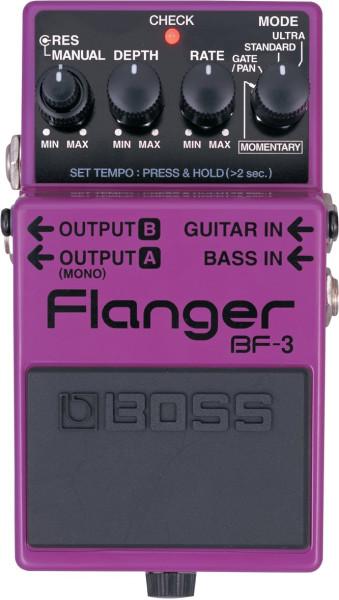 Boss BF 3 Flanger Effektpedal