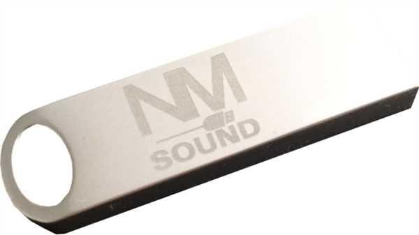 NM Sound USB Soundset für Korg PA3X