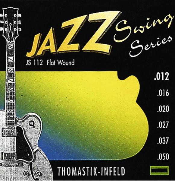 Thomastik JS 112 Jazz Swing Series Flat Wound