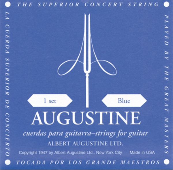 Augustine High Tension Blue