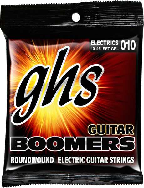 GHS GBL 010 Guitar Boomers
