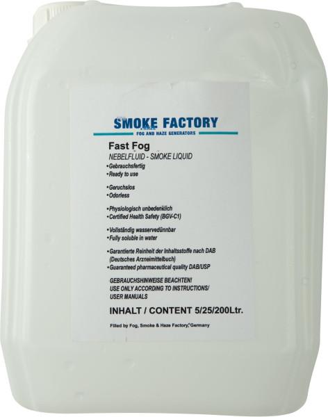 Smoke Factory Nebelfluid Fast-Fog 5l