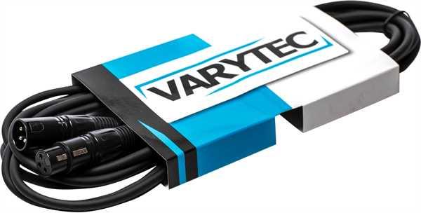 Varytec Kabel DMX 110 Ohm 3pol 5m