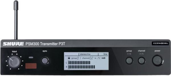 Shure PSM 300 Funksender S8