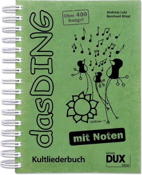 Das Ding, Das Ding mit Noten DIN A4 Bd.1