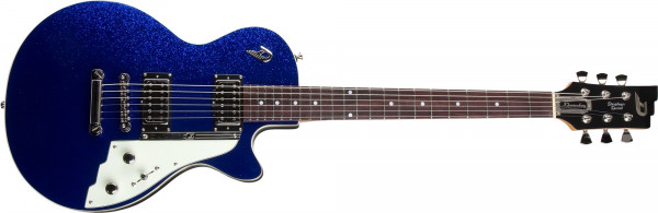 Duesenberg Starplayer Special Blue Sparkle