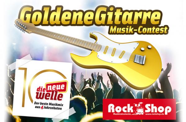 Goldene-Gitarre