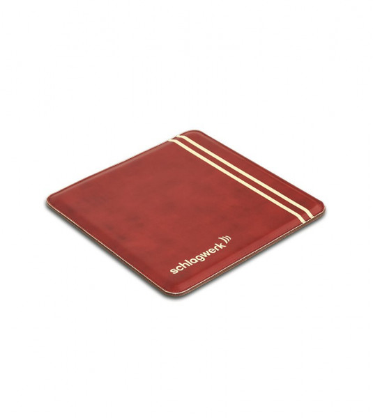 Schlagwerk Cajon Pad Retro Wine Red