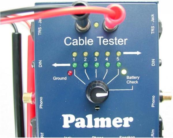 Palmer MCT 8