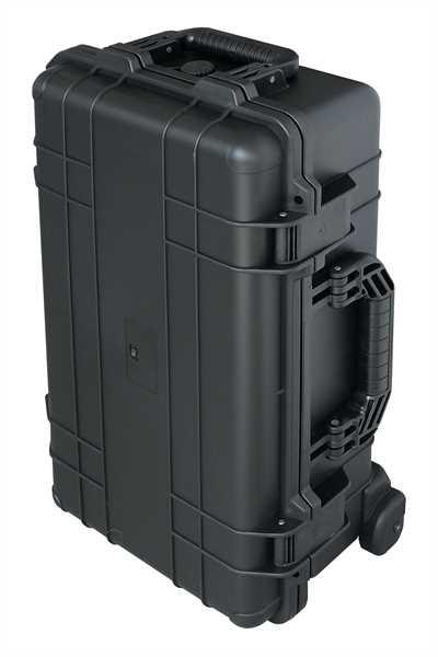 Red Rock Case Safe Box 1 schwarz - Trolley 510x292x175mm