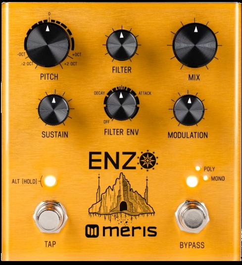 Meris Enzo Multi-Voice Oscillator Synthesizer