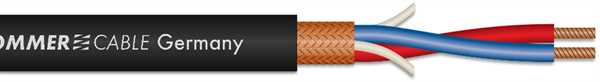 Sommer Cable Club Series Mikrofonkabel schwarz -m-