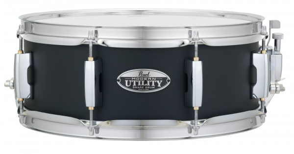 "Pearl Modern Utility 14""x5,5"" Black Ice Snare Drum"