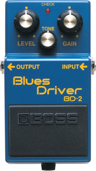 Boss BD 2 Blues Driver Effektpedal