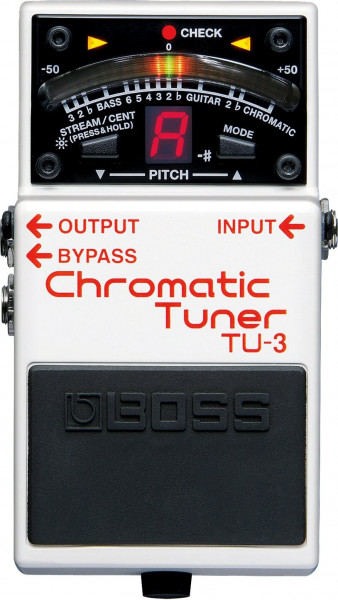 Boss TU 3 Chromatic Boden Tuner