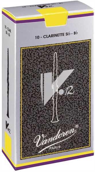 Vandoren V12 Bb-Klarinette 2.5