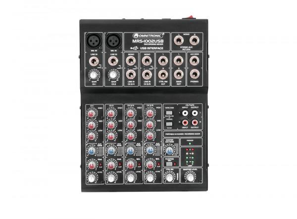 Omnitronic MRS-1002USB