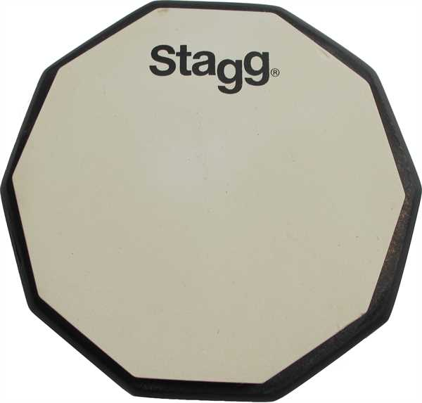 Stagg TD06.2 Practice Pad 6 B-Ware