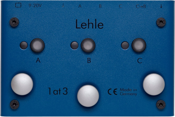 Lehle 1at3 SGoS Switch 1012