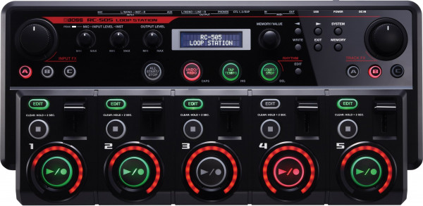 Boss RC-505 Desktop-Loopstation