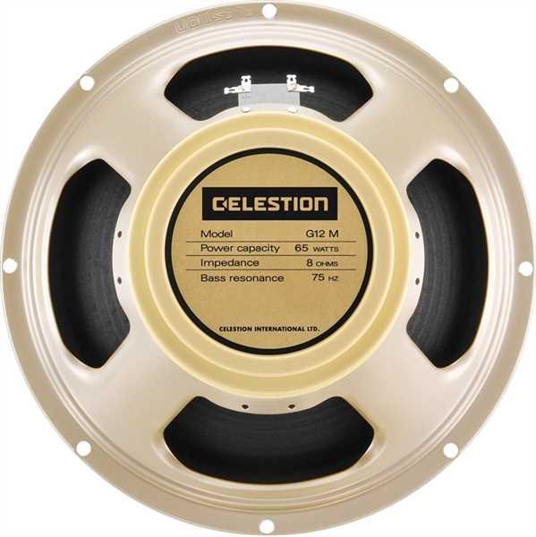 Celestion G12M - 16 Ohm Greenback