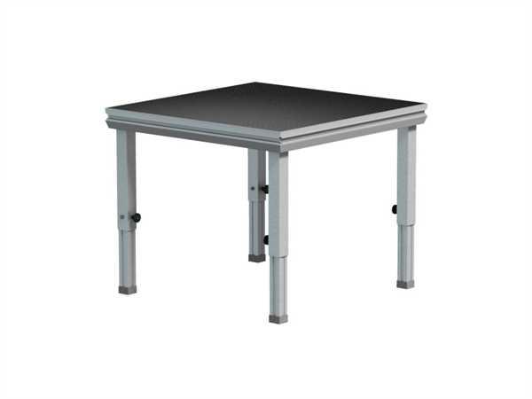 Bühnenpodest Stage Desk 100x100cm Outdoor