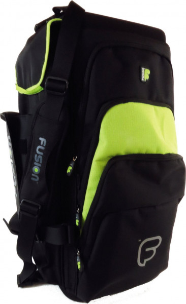 Fusion Gig Bag Trompete/Flügelhorn Premium Triple schwarz/Limette PB-0