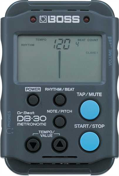 Boss Metronom DB30 Dr. Beat