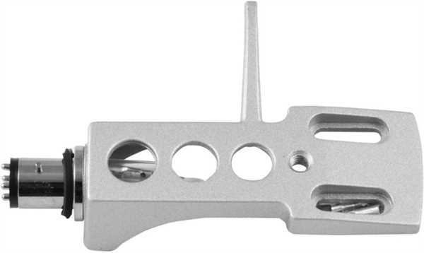 Omnitronic Headshell Systemträger C Silber universal -leer-