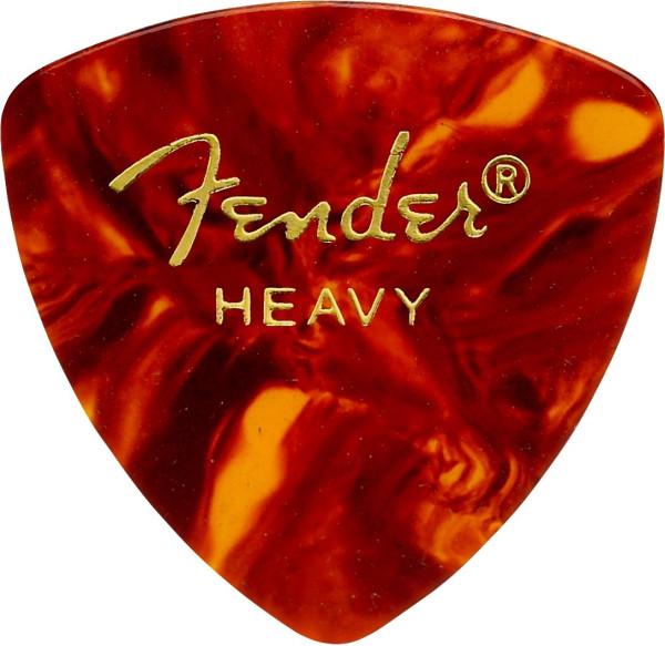 Fender Plektrum Triangle 346 heavy shell
