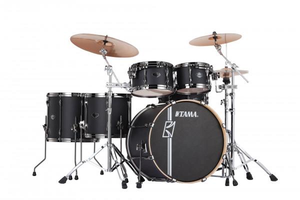 Tama Superstar Hyper-Drive Drum Set Flat Black