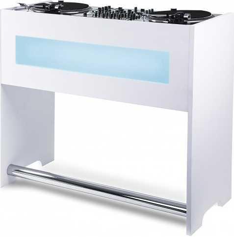 Glorious GigBar white inkl. LED Kit