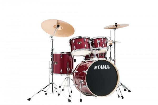 Tama Imperialstar Drumset Studio Candy Apple Mist