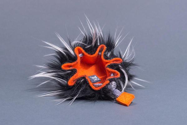 Mr. Muff Muffkopf standard orange