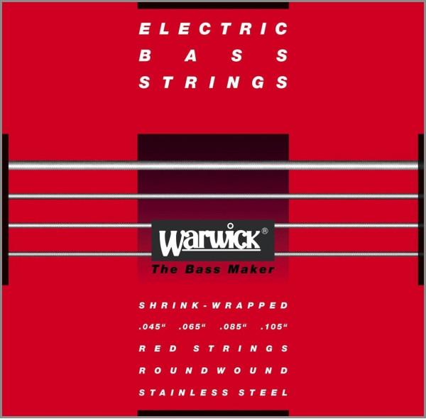 Warwick Red Label 045-105 Satz