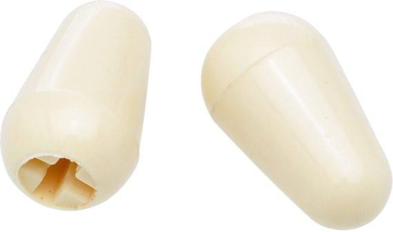 Fender Switch Tip Aged White 2 Stück