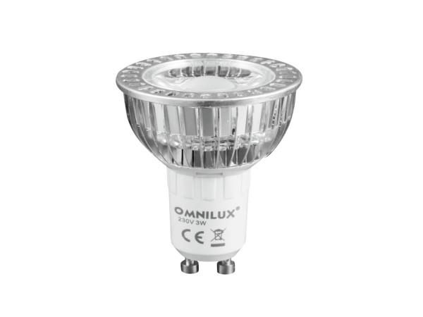 Omnilux Lampe LED 2700K