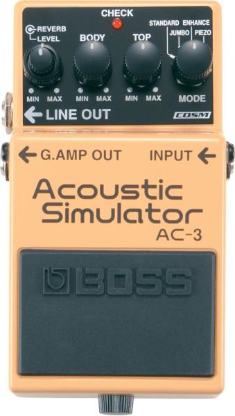 Boss AC 3 Akustik-Simulator