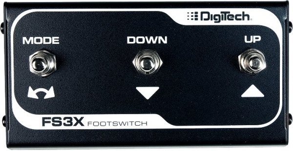 Digitech FS 3X Footswitch