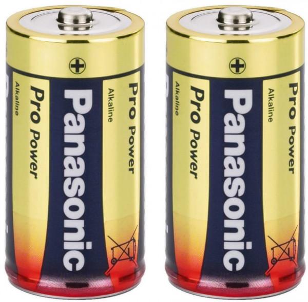 Panasonic Batterie 1,5 V Baby LR14 Alkali