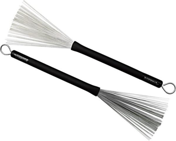 Rohema Jazz JB-2 Brushes Rubber Handle